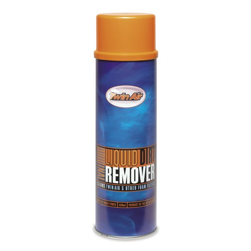 Twin Air Liquid Dirt Remover Spray, Air Filter cleaner (500ml) (IMO)