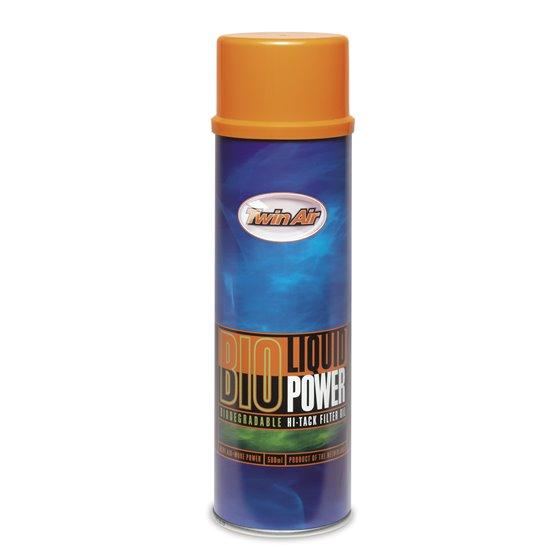 Twin Air Liquid Bio Power Spray, Air Filter Oil (500ml) (IMO)