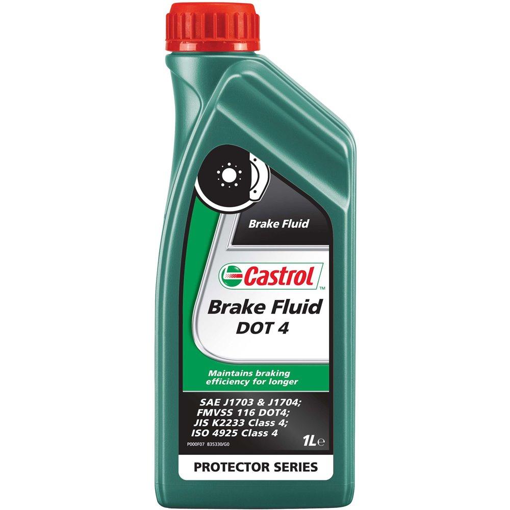 Castrol Brake Fluid DOT 4 1 L