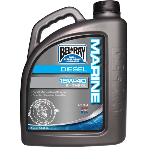 Bel-Ray Marine Diesel E/O 15W-40 1l