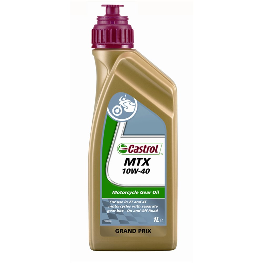 Castrol MTX 10W-40 1 L