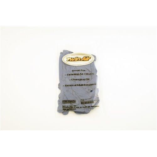 Twin Air Disposable Rubber Gloves - Powder Free Nitrile (10 pcs)