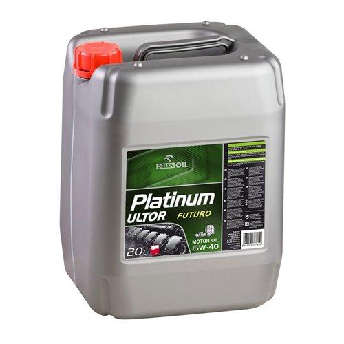 Orlen Oil Platinum Ultor Futuro 15W-40 20L