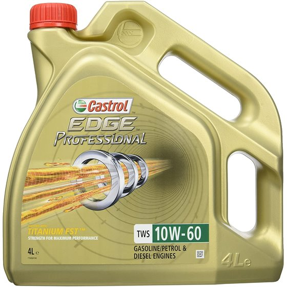 * Castrol Edge Professional TWS 10W-60 4L